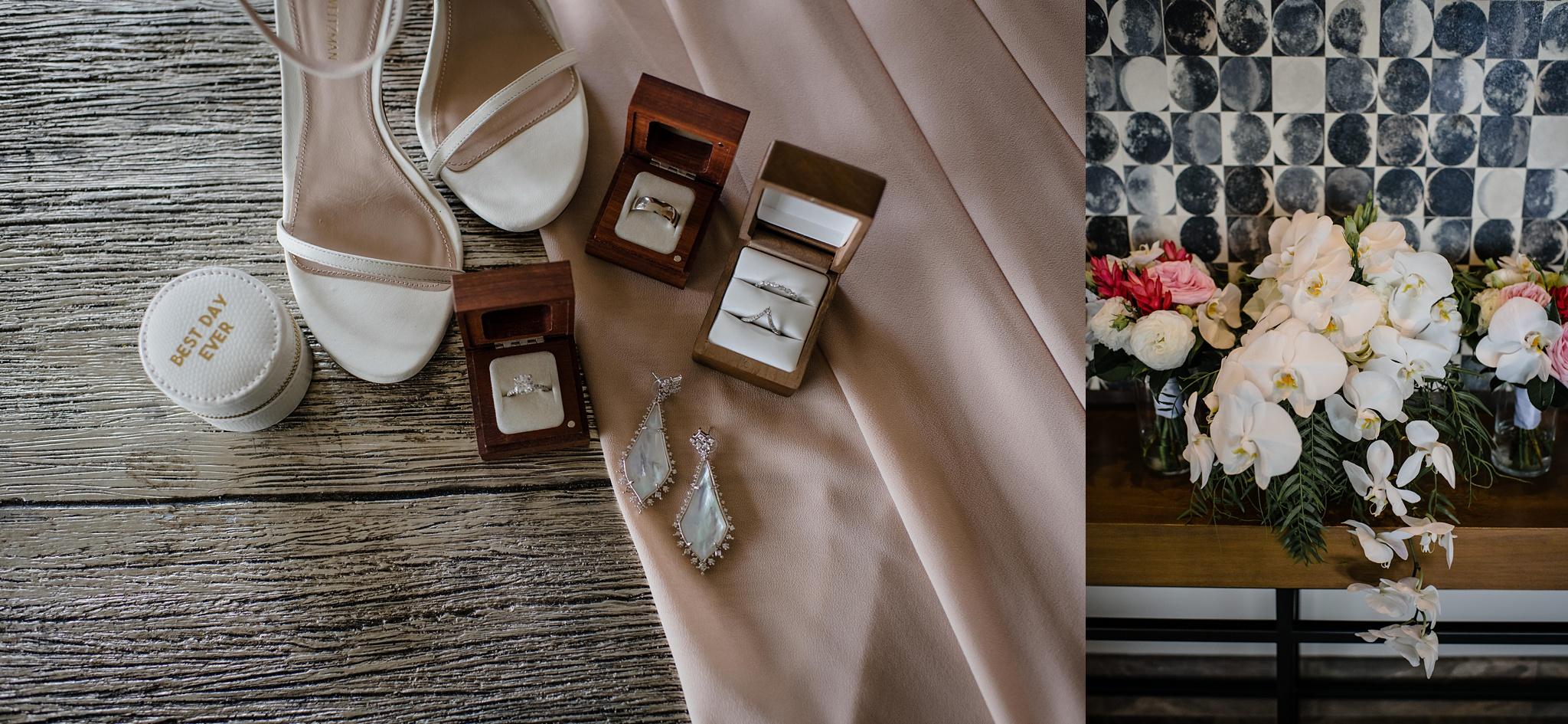 Wedding Jewelry, Hawaii Wedding Photographer