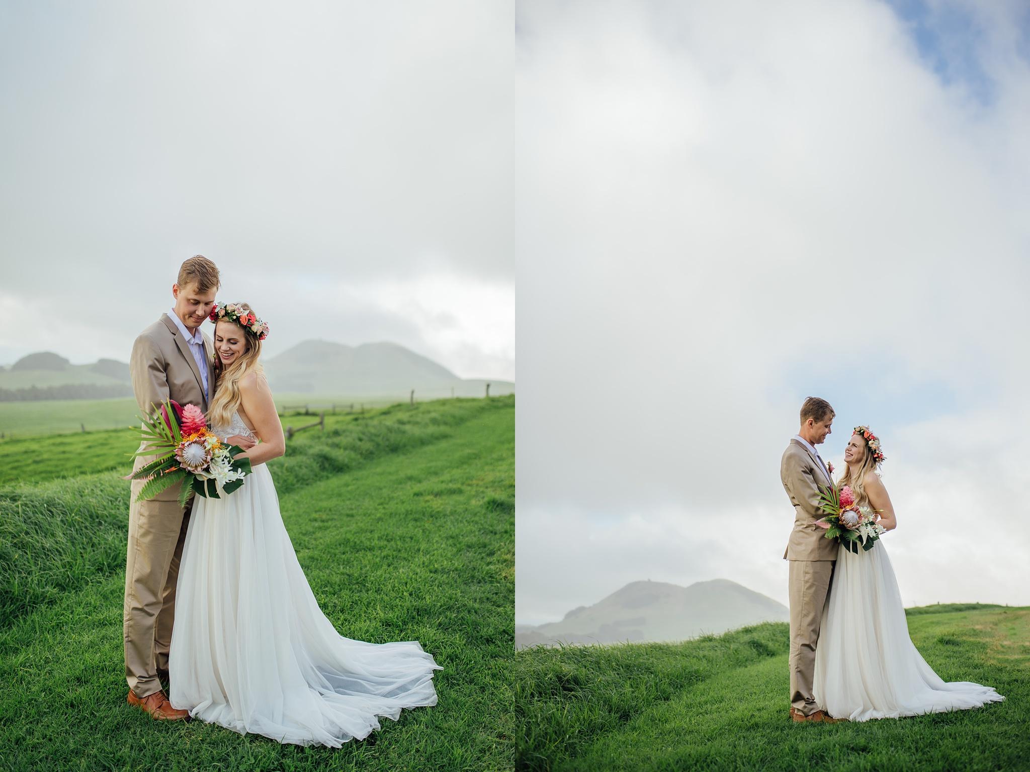 Kahua Ranch Big Island Wedding