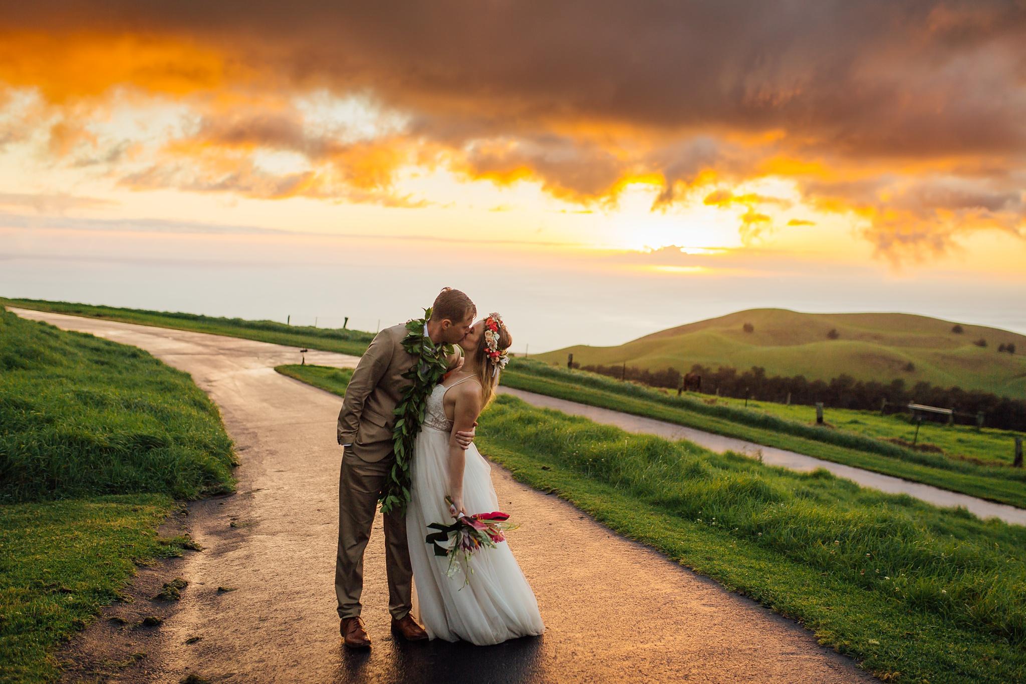 hawaii wedding photographer on big island