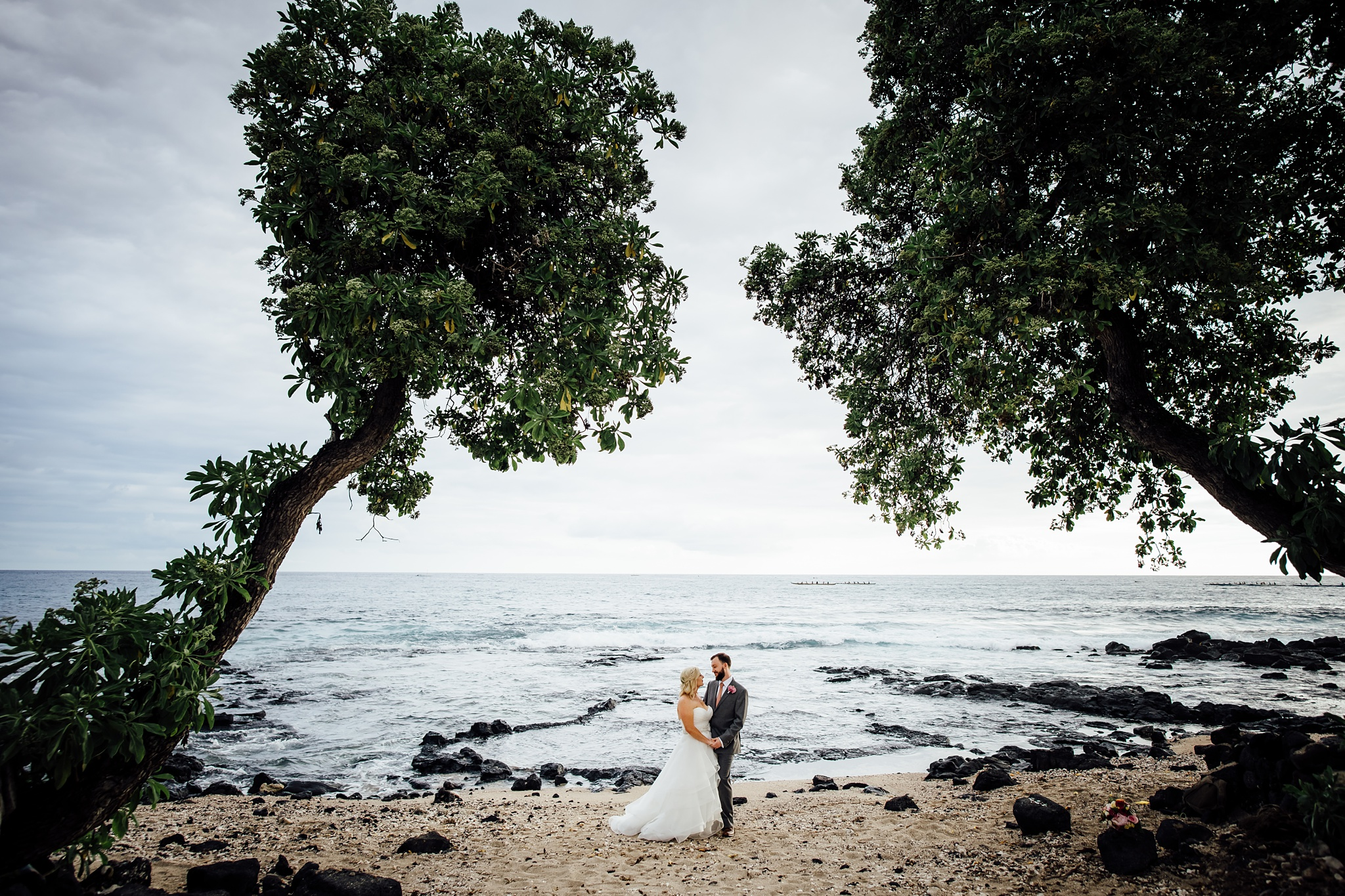 Daylight Mind Wedding Location in Kona