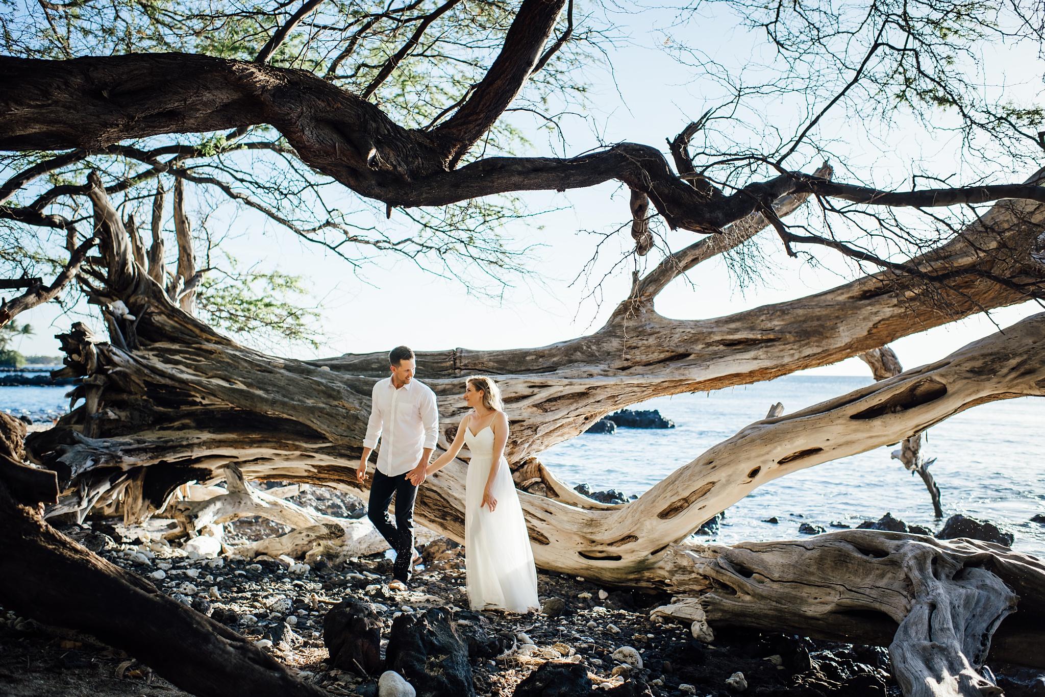puako wedding hawaii big island