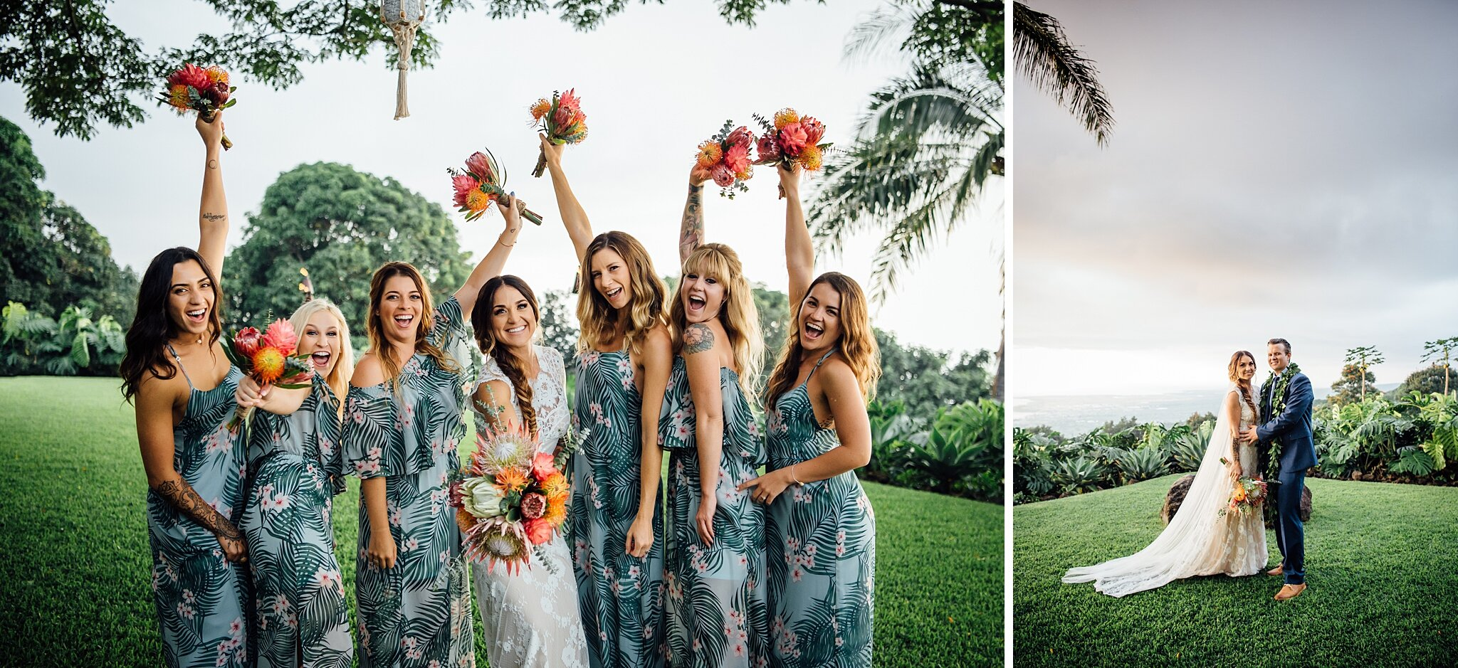 Big Island Wedding Venue at Holualoa Inn by Ann Ferguson Photography