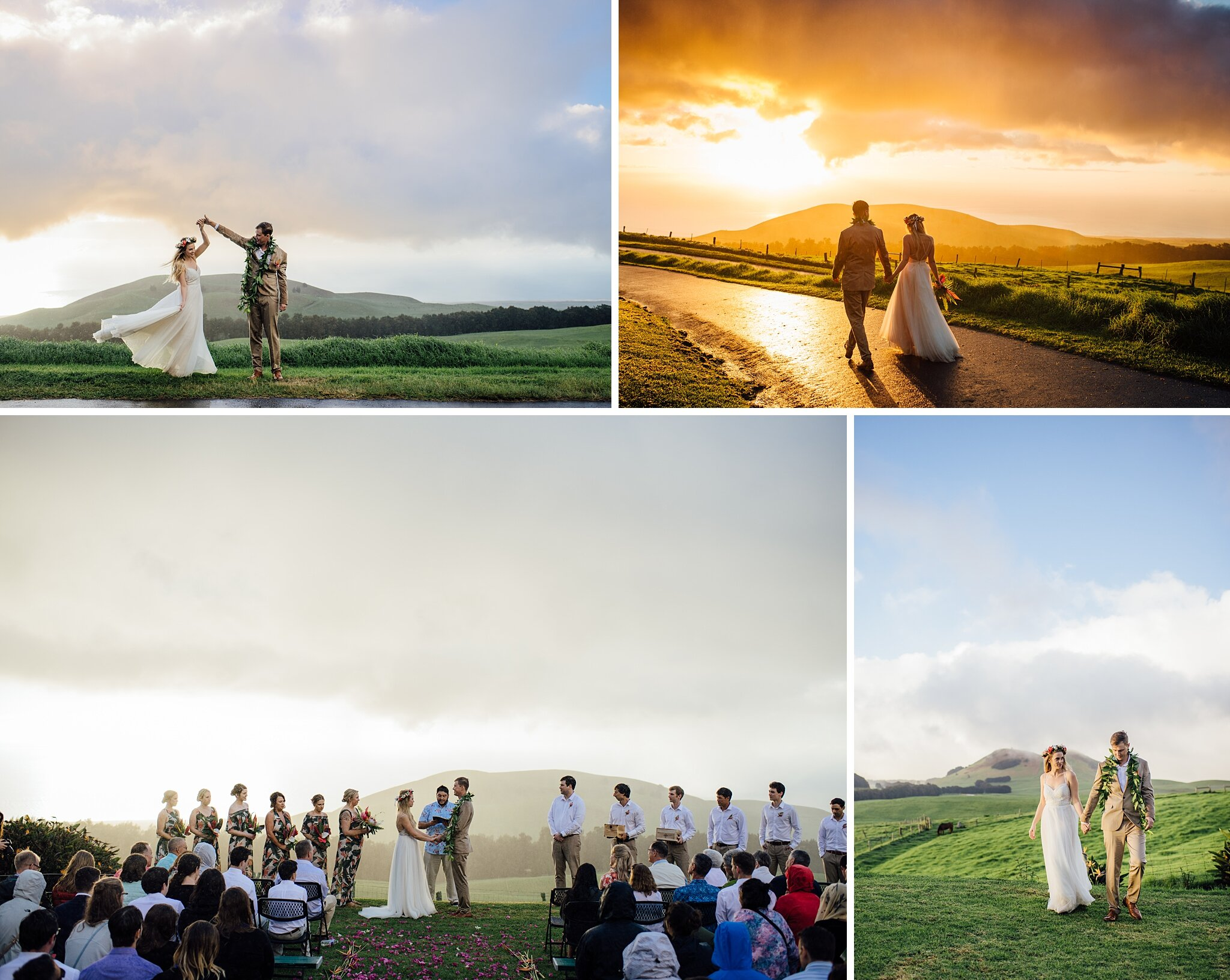 Big Island Wedding Venue at Kahua Ranch by Ann Ferguson Photography