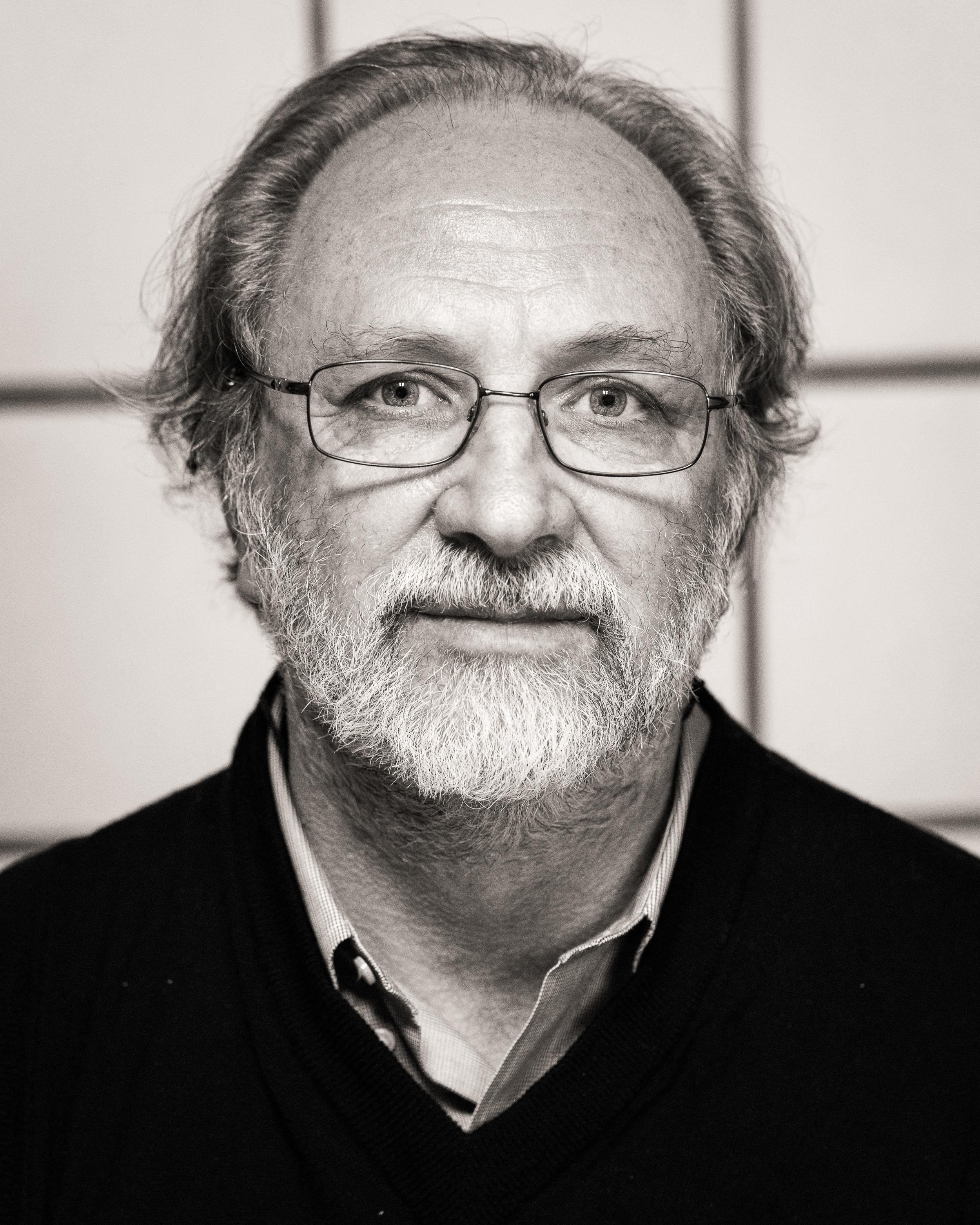 Robert van Koesveld Portrait