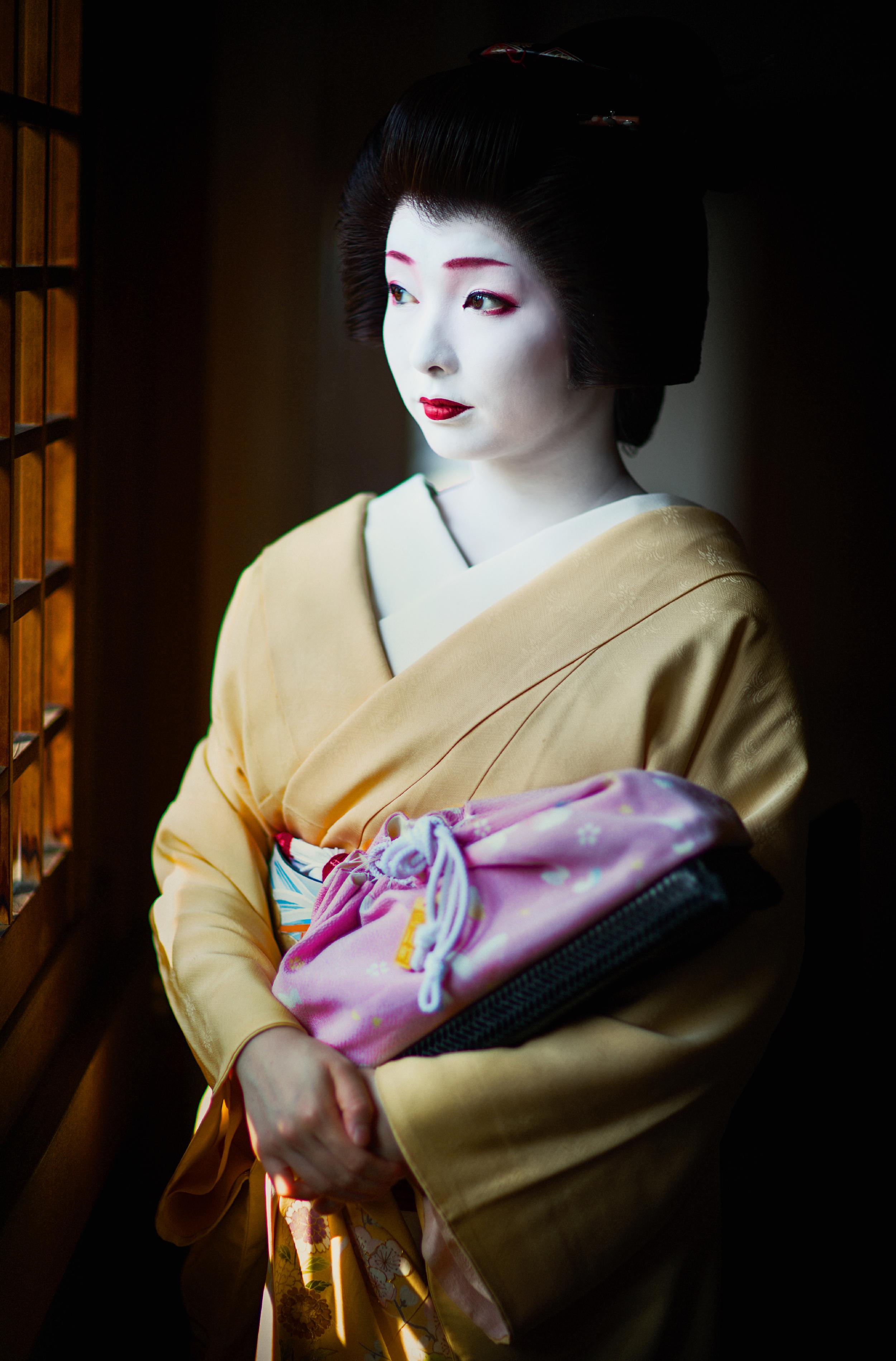 Seeing Geiko Exhibition Image 1