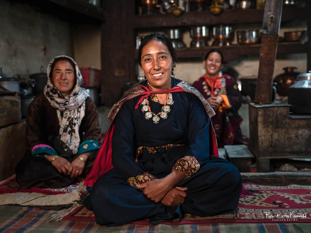 Meeting and photographing locals who live next door to a genuine Silk Route caravanserai. We are restoring the caravanserai so we can use it as a studio on this unique photo tour in 2019.