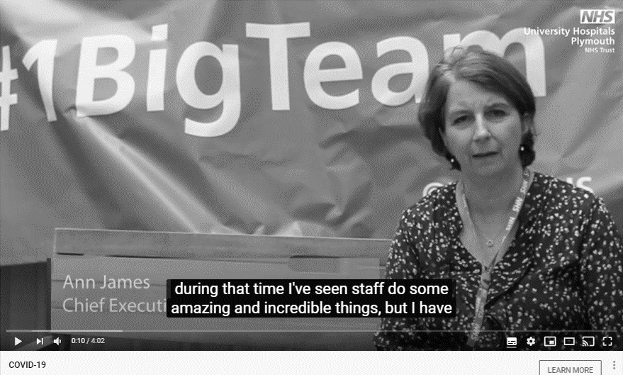 amanda nash plymouth hospital nhs one big team.png