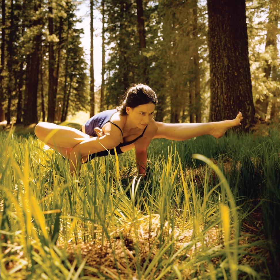 Ana T. Forrest - Founder of Forrest Yoga