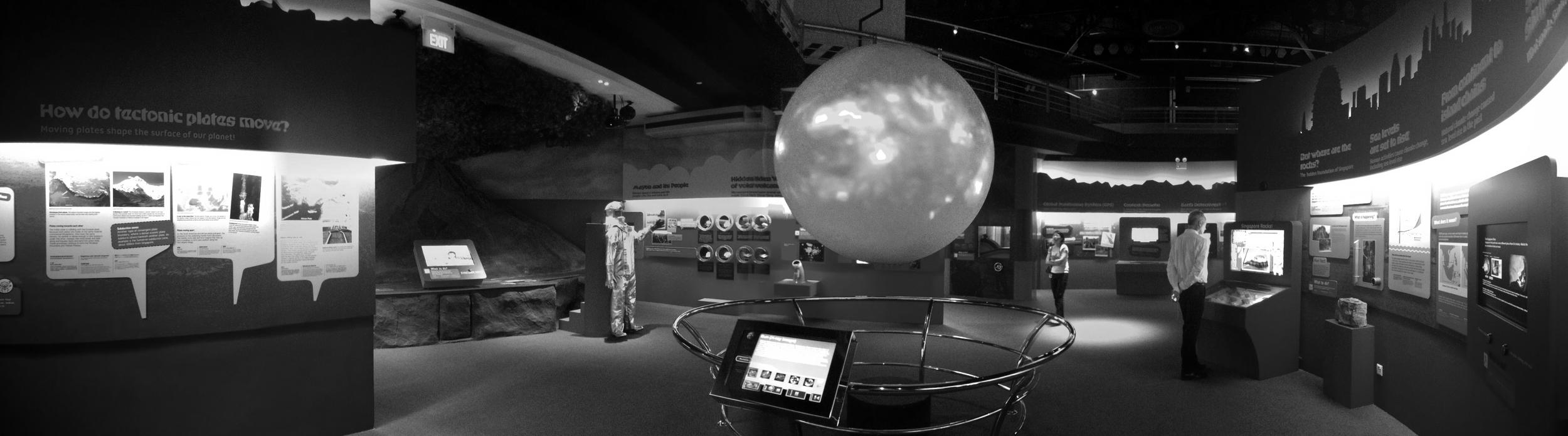 Earth Sciences Exhibition