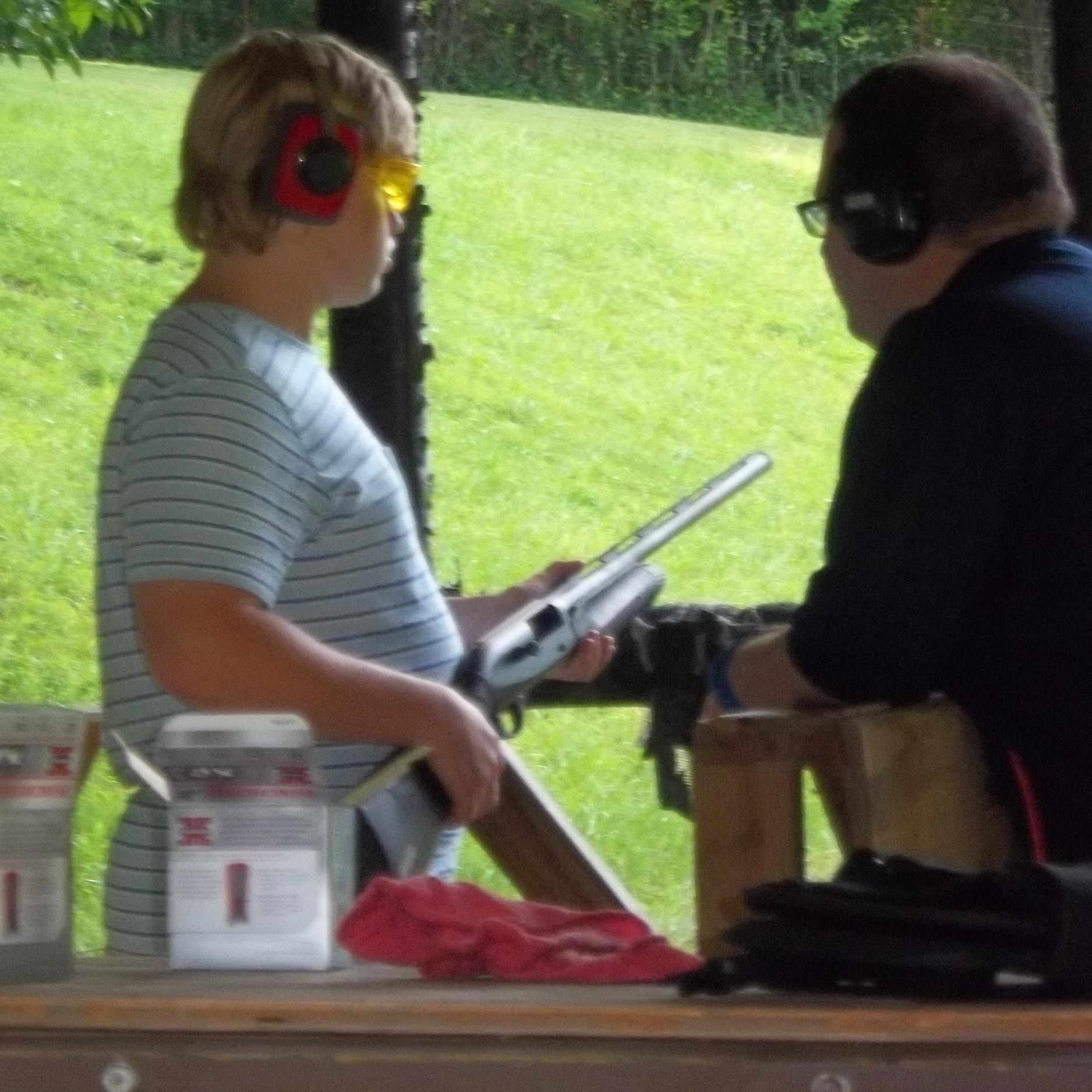 Shotgun, Rifle, and Archery