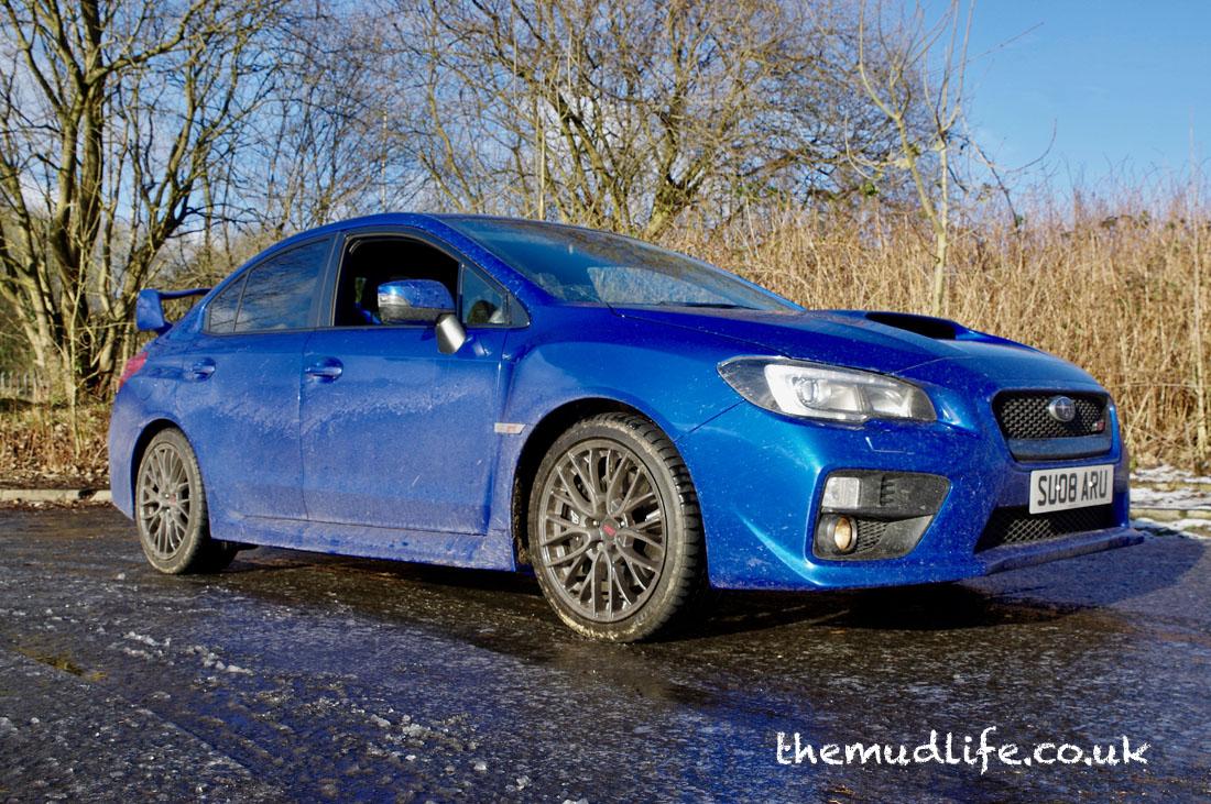 Subaru WRX STI — The Mud Life