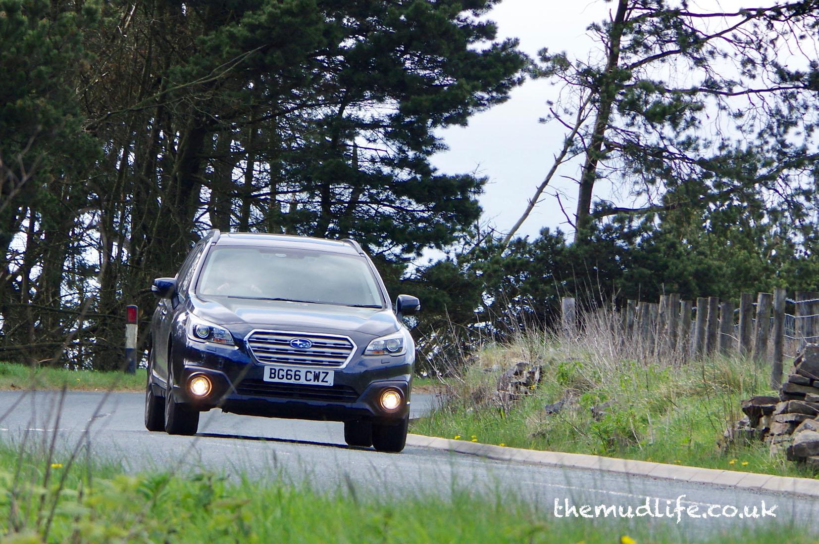 Subaru Outback — The Mud Life