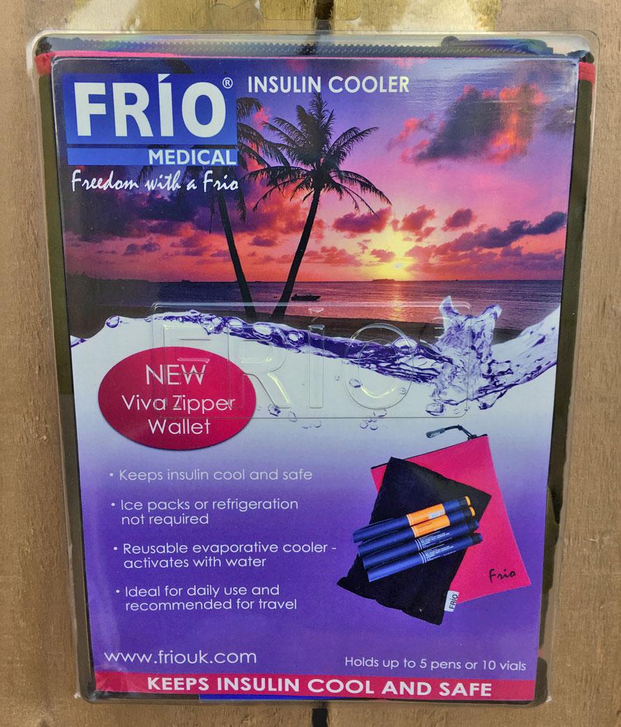 Frio Viva Zipper Wallet Insulin Cooler — The Mud Life