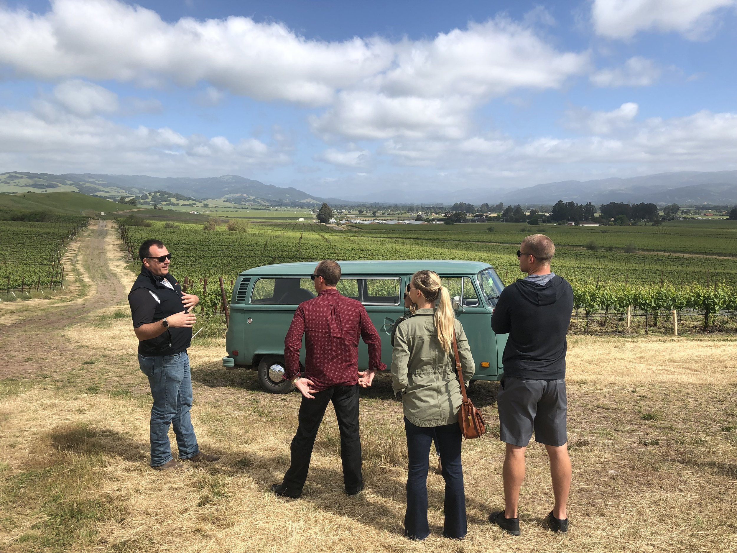 Vineyard & Winery Tours - Are the best way to experience TFG.