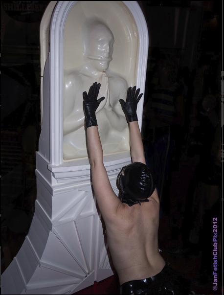 Rubber Cult 2012 - Photo: Jan Fetish Club Pix