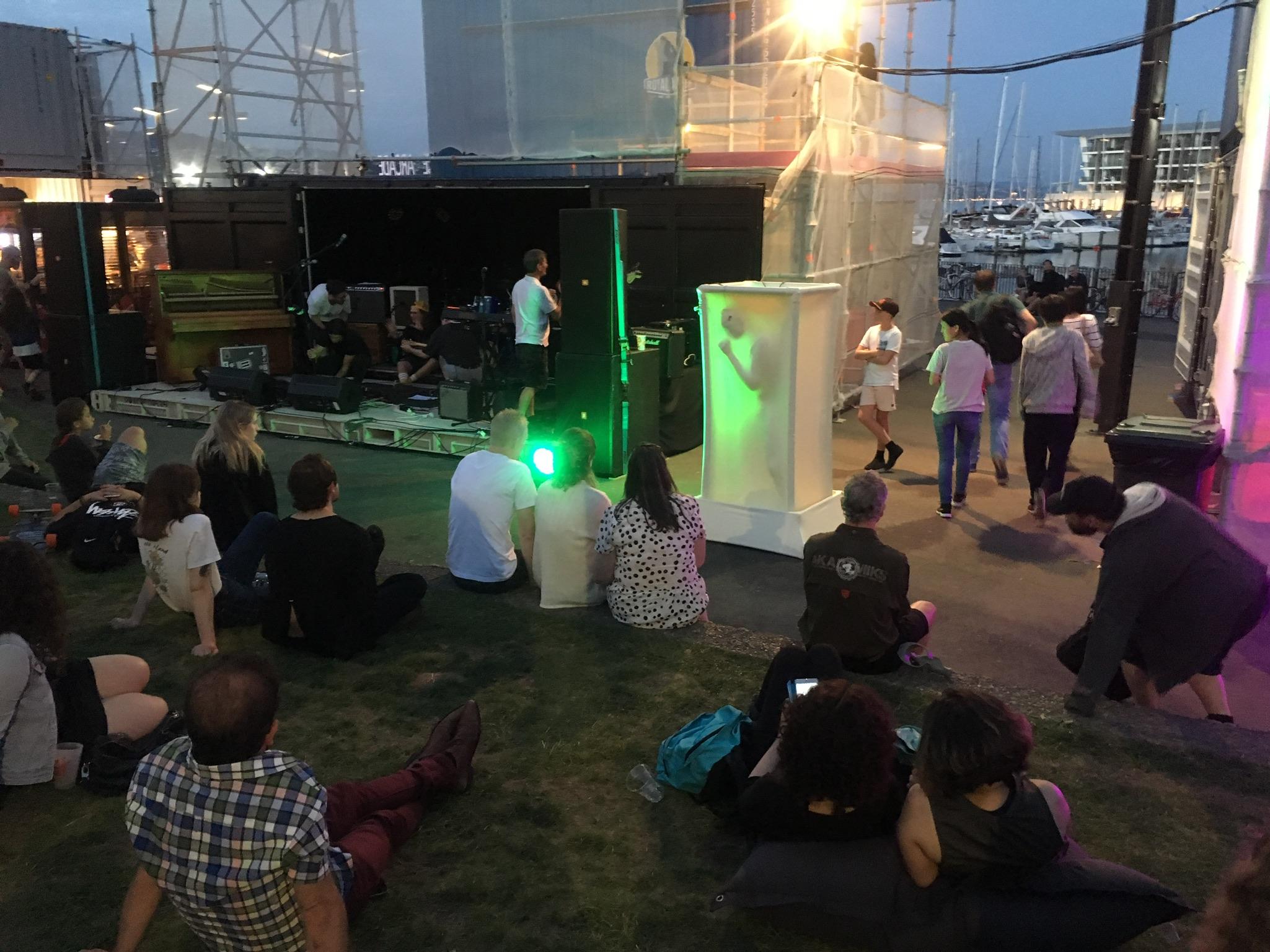 Performance Arcade 2018 - New Zealand