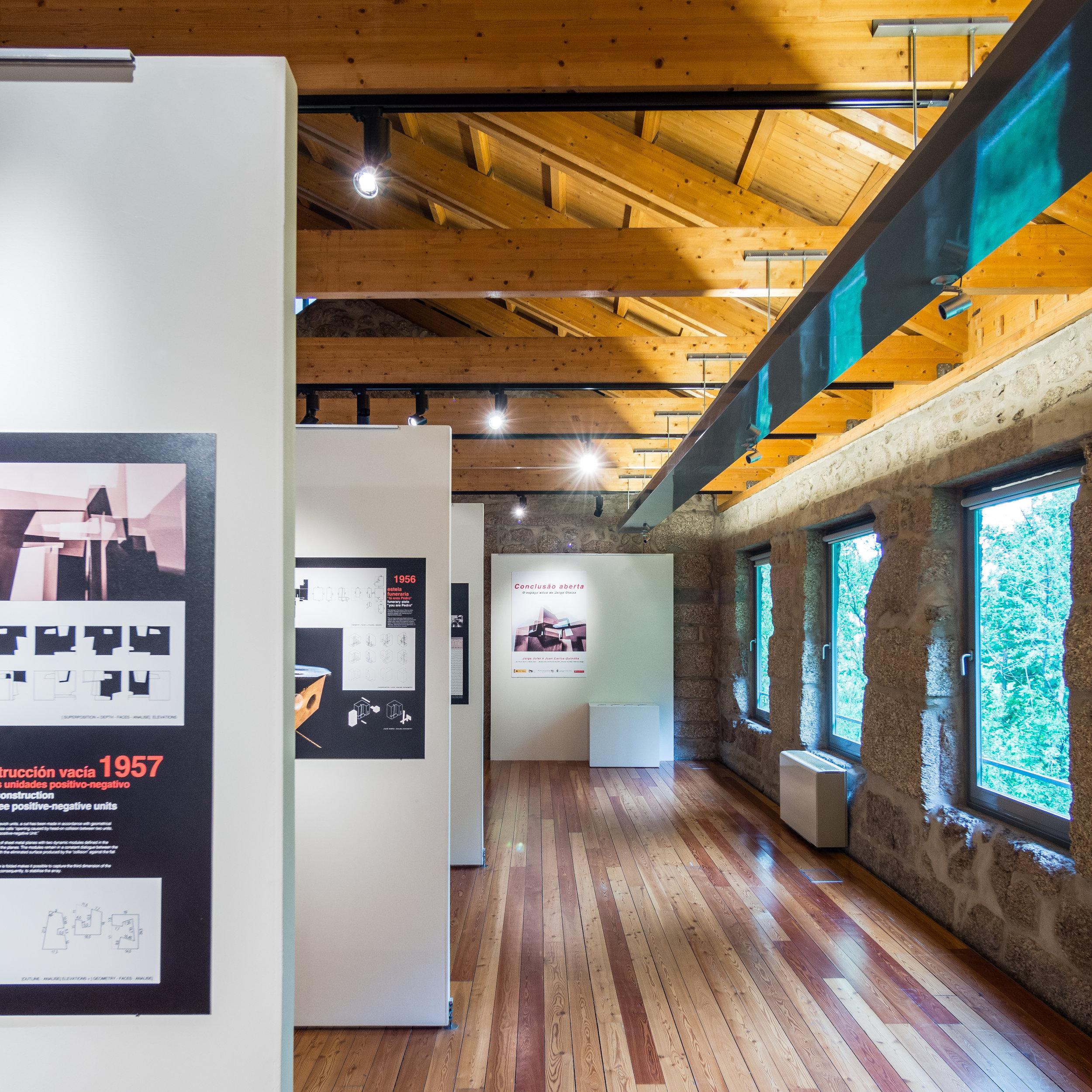 04.2015 - 06.2015    Museu dos Lanificios. Núcleo da Real Fábrica Veiga.     Covilh ã   (Portugal)   Fotografías J.C. Quindós