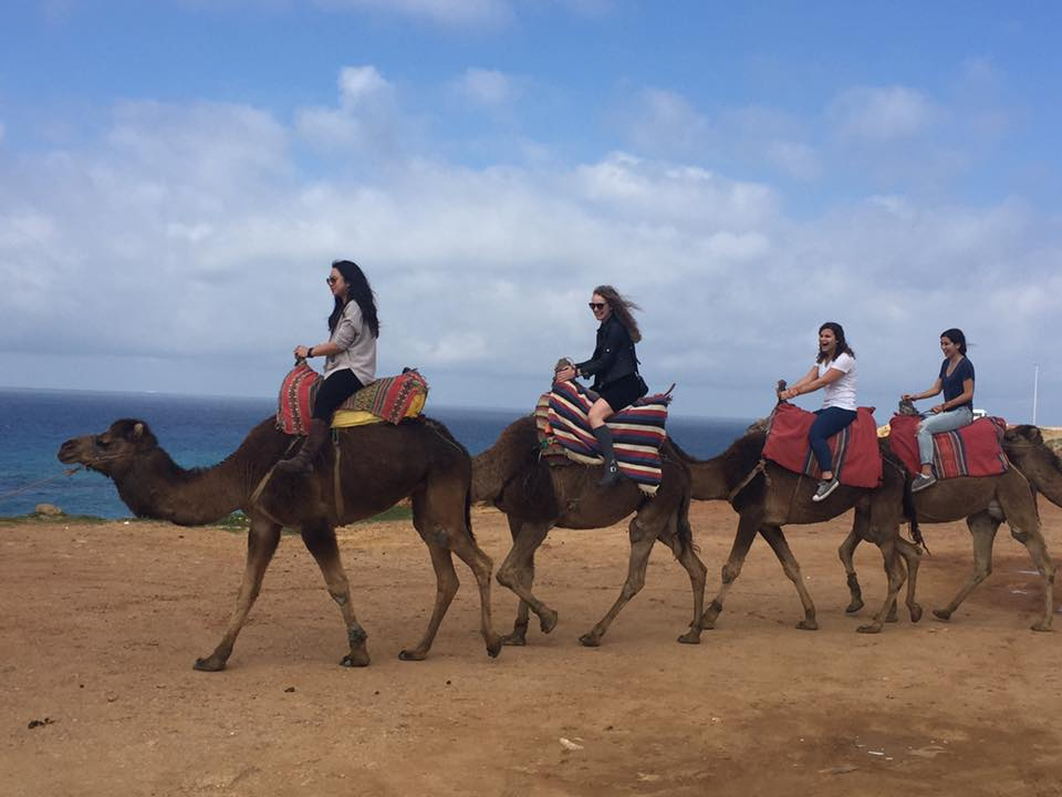 Ellie's Weekend visit to Morocco