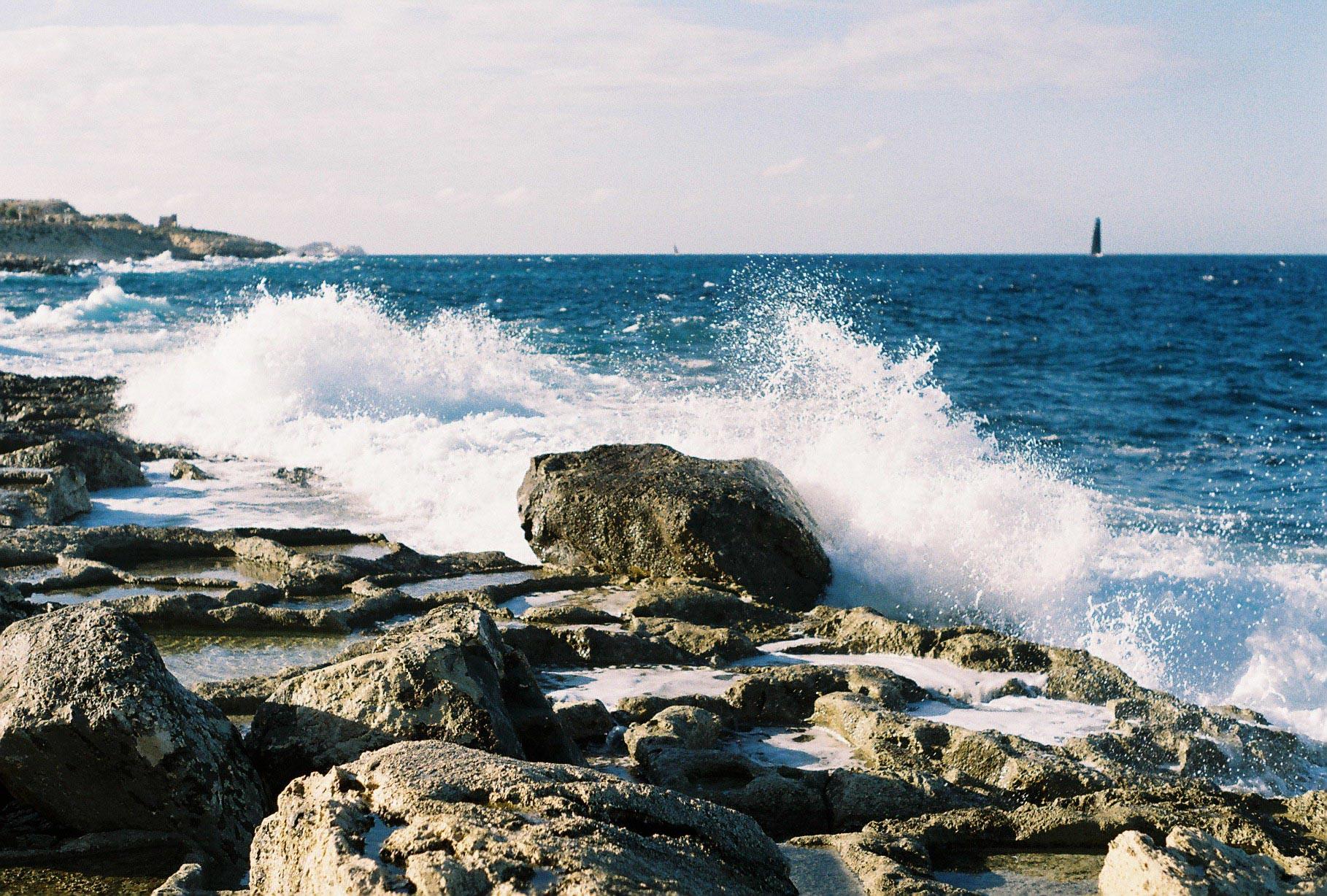 Seaside , Malta