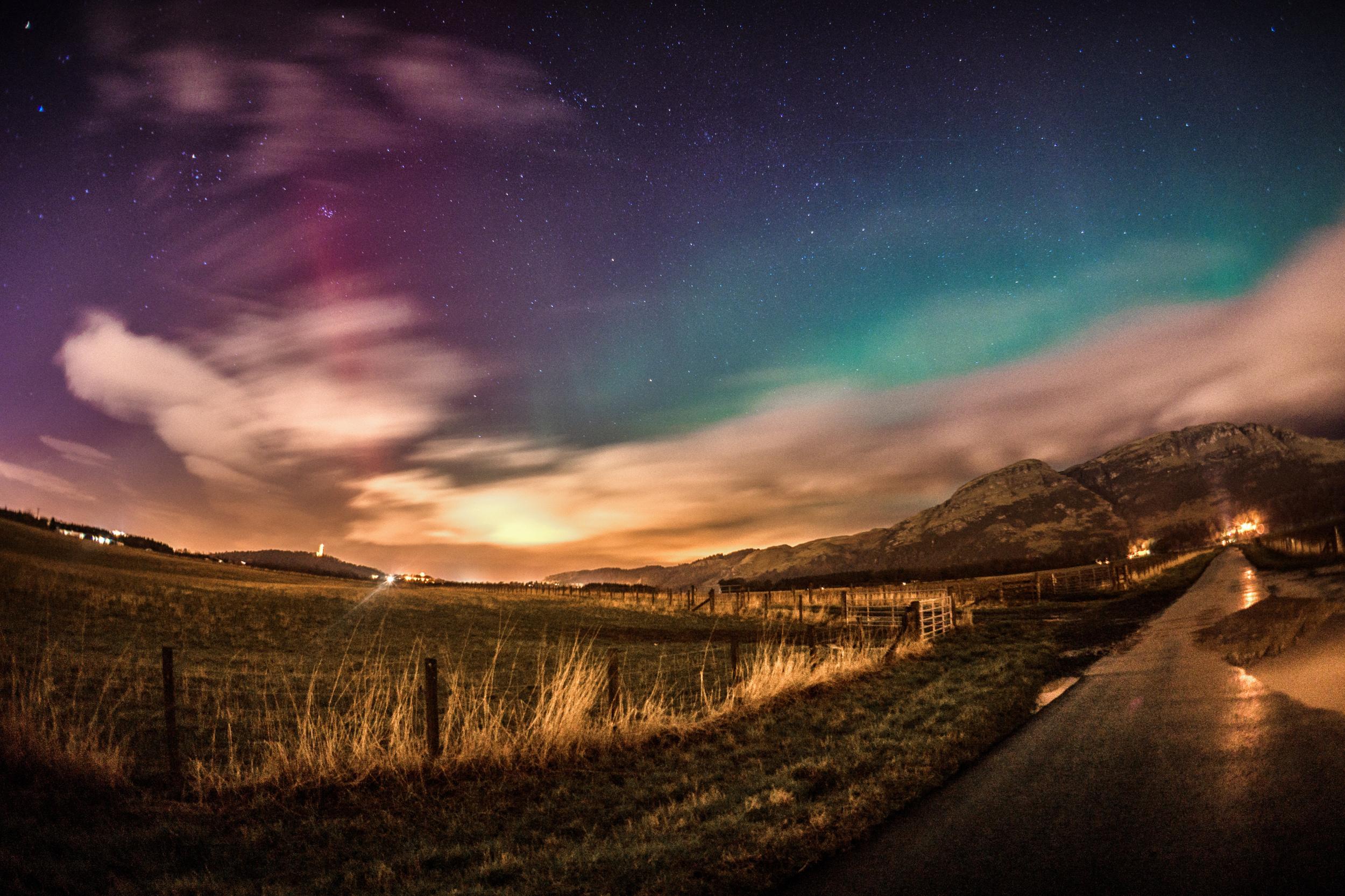 Aurora Borealis - 27th February 2014