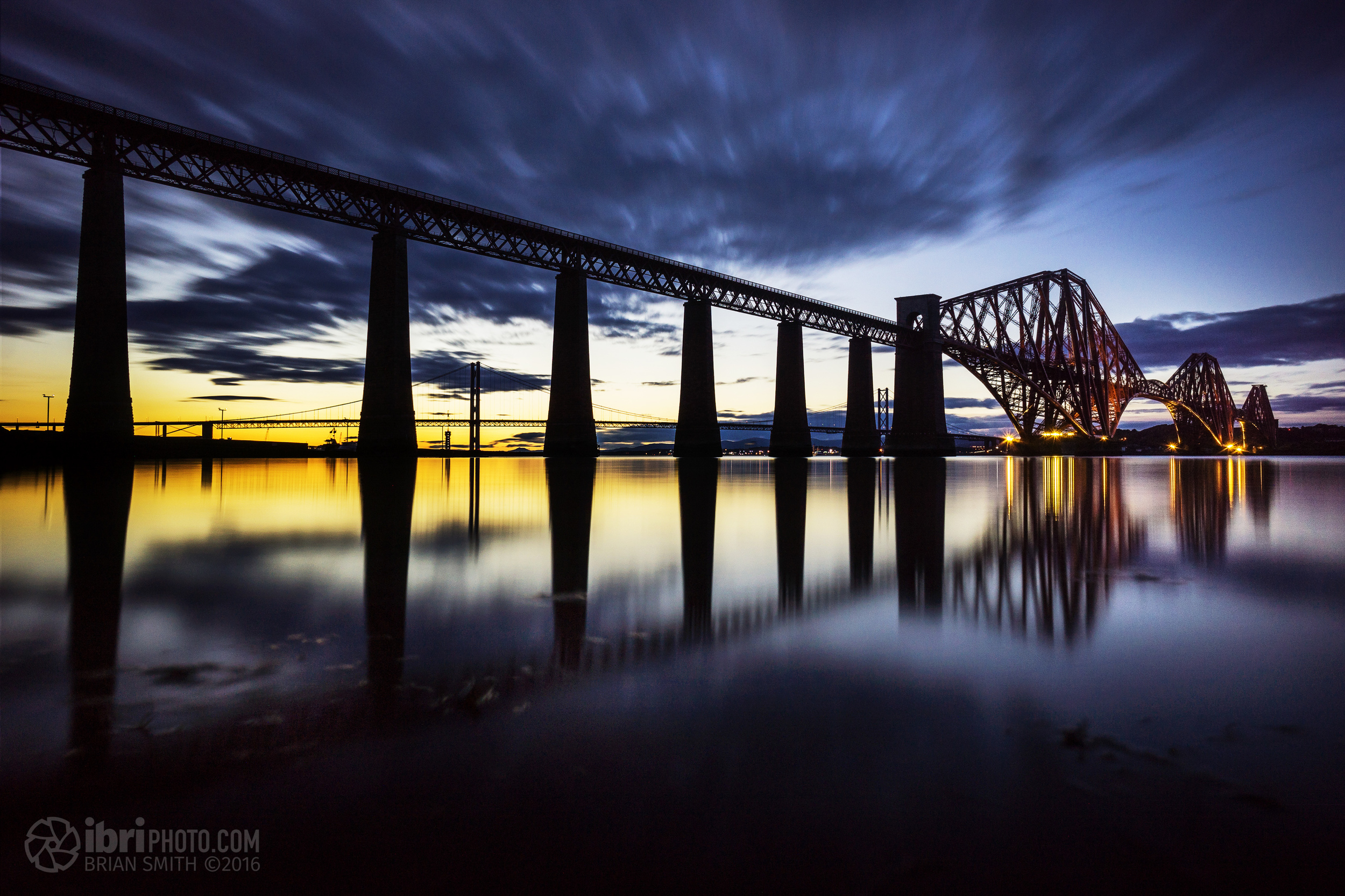 The  Forth Bridge  shot.Had to get it out of my system.