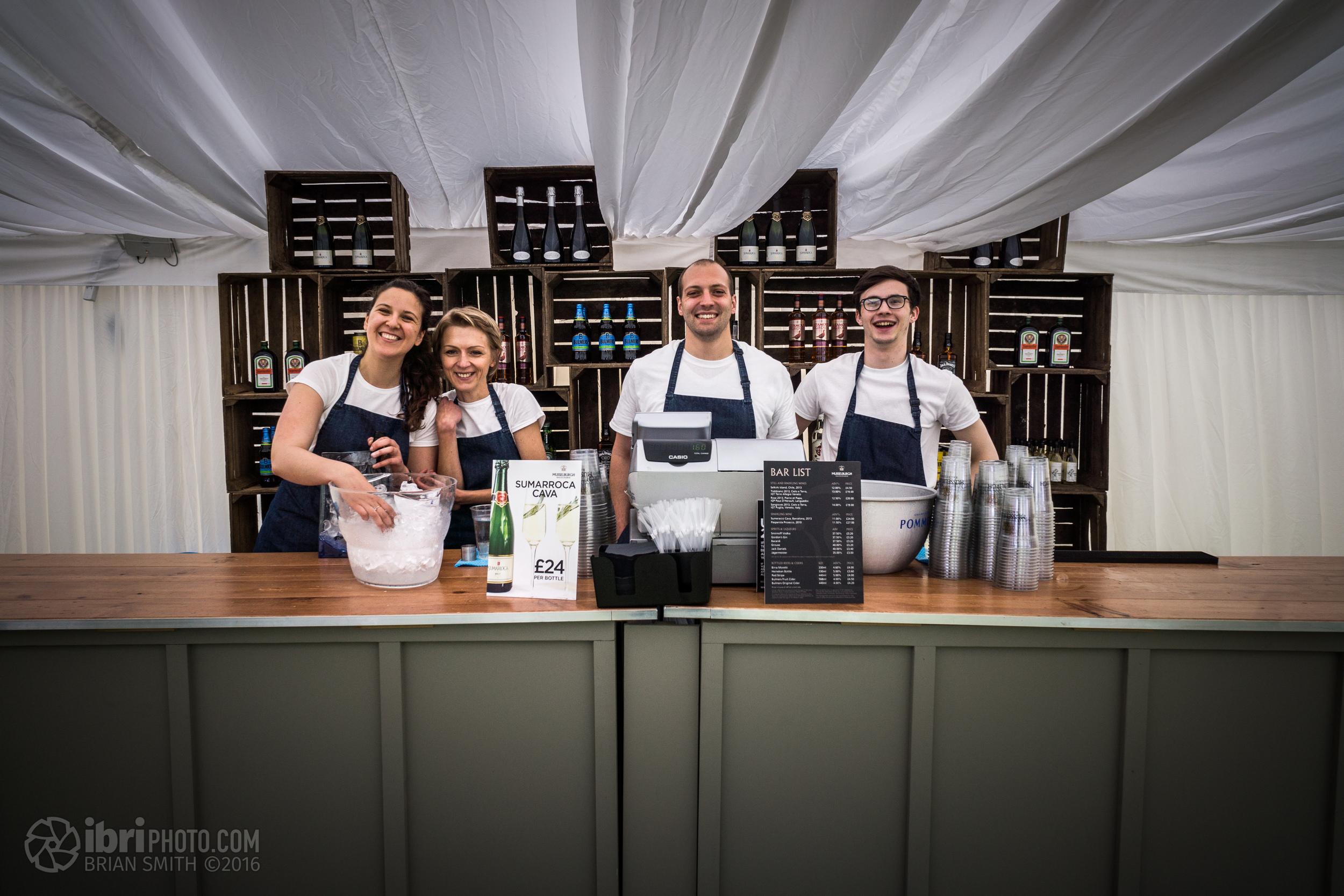 The Bar Staff