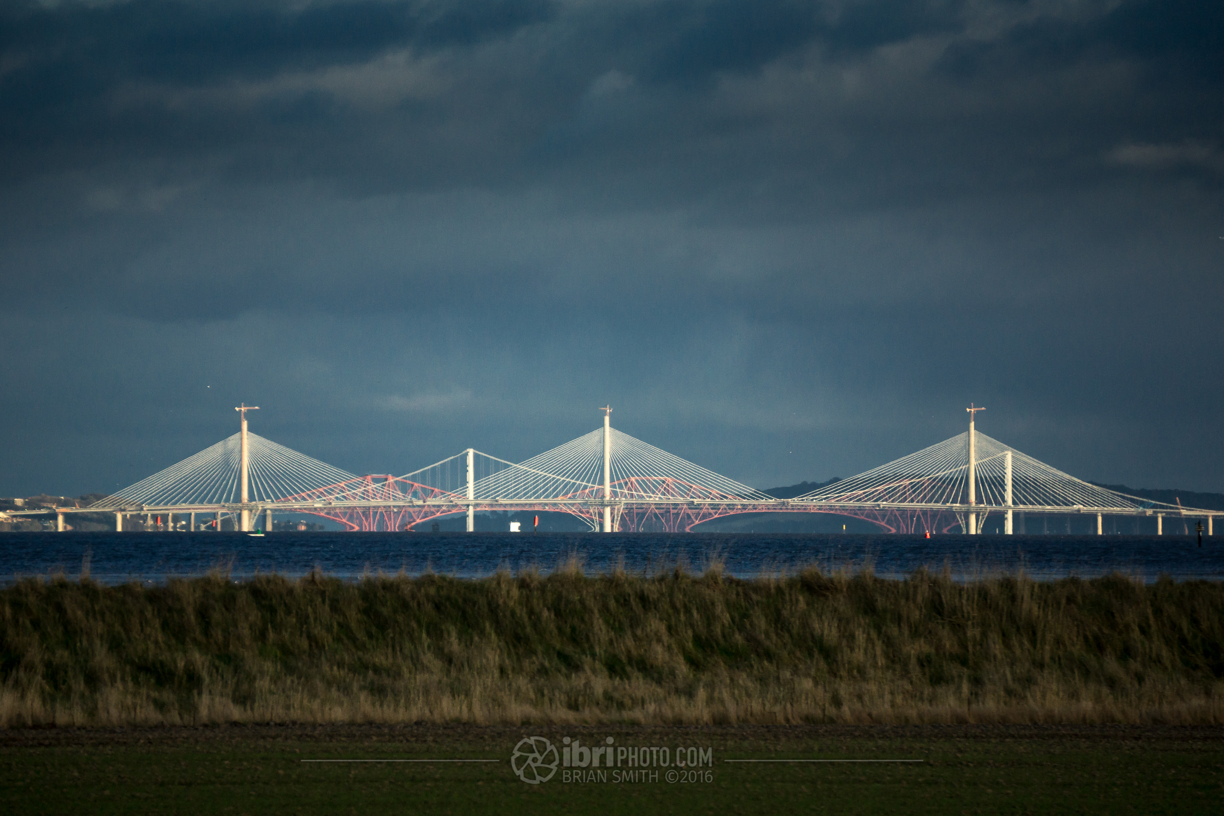 Three on the Forth