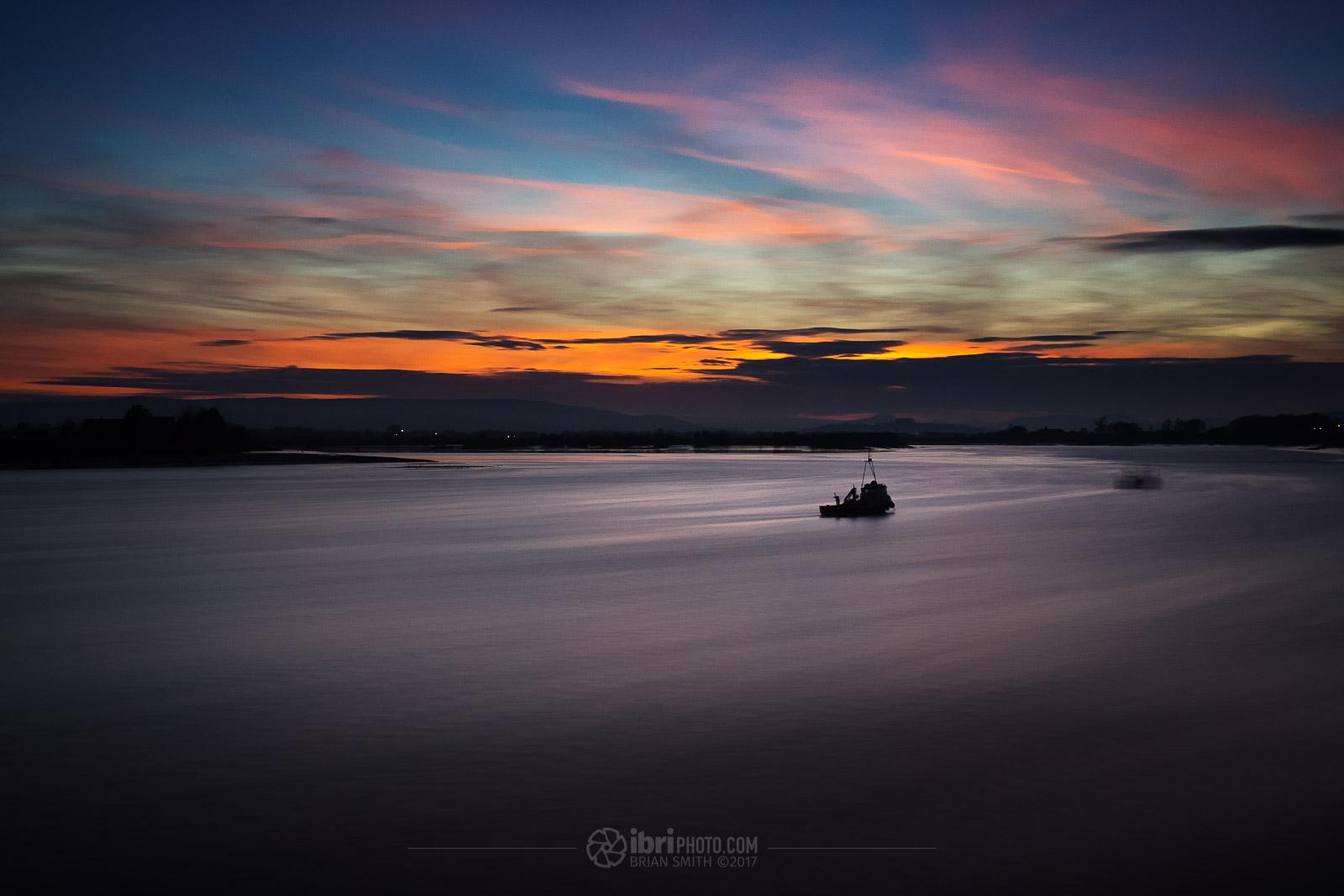 The Shore, Alloa. Sony Nex 7 - Miranda 24mm f2.8 (legacy lens) - 30sec - f5.6 - ISO200