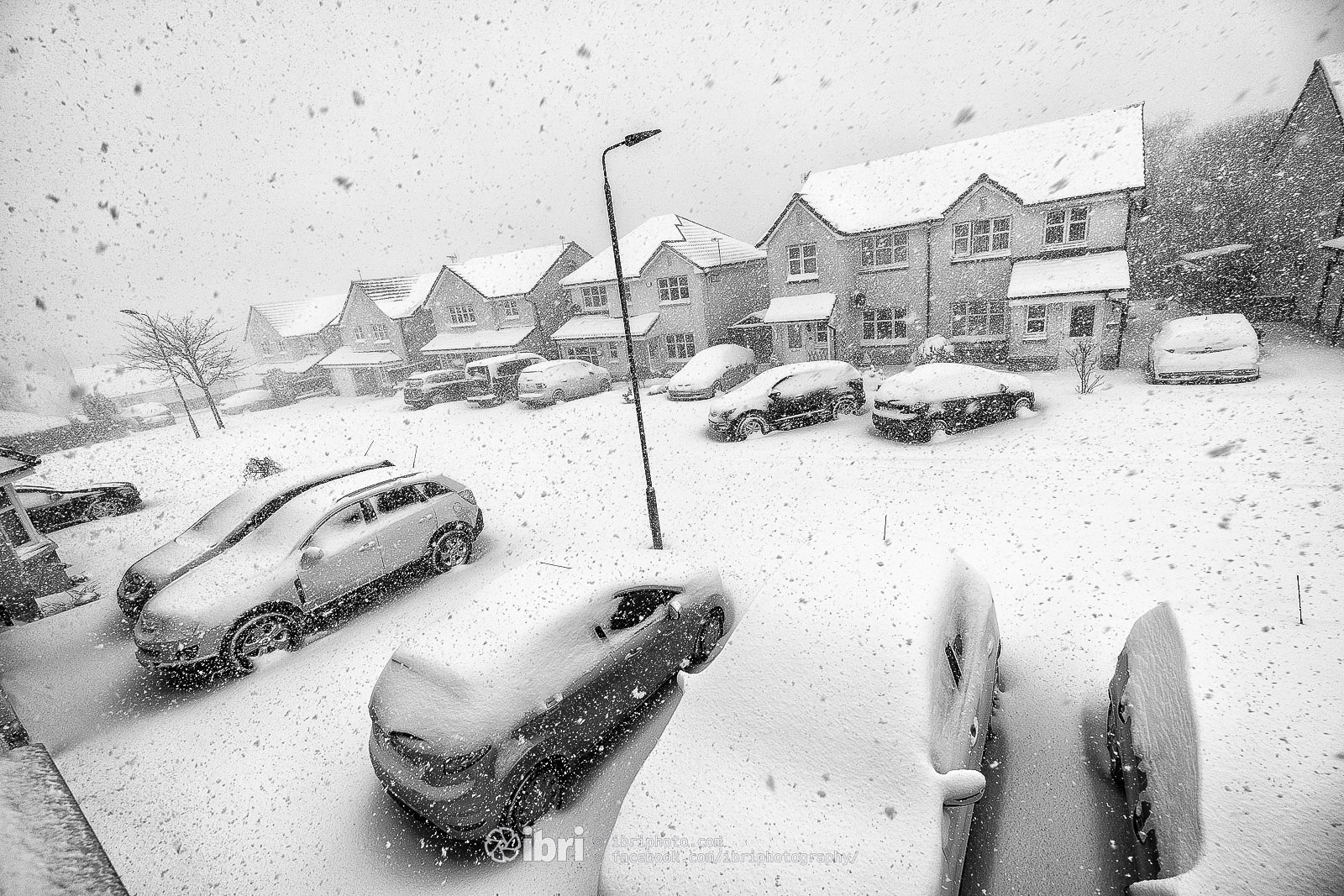Beast from the East welcomes in March. The last days of winter and the first of Spring brought down some mighty unseasonal weather for parts of the UK.