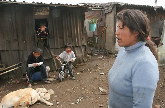 Extreme Poverty, Mexico