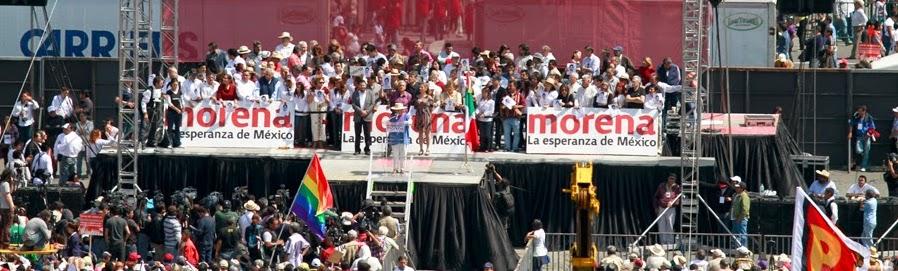 Morena Rally, 2014