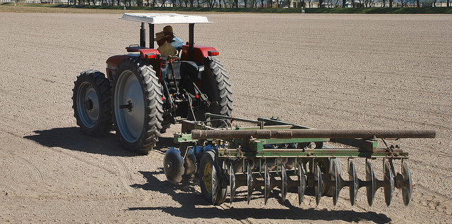 Mechanized Agriculture, Mexico