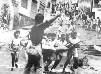 Venezuela, 1989 protests