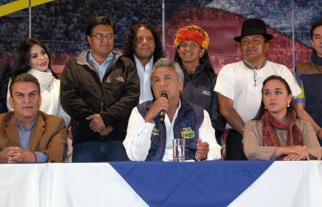 President Lenin Moreno, Ecuador