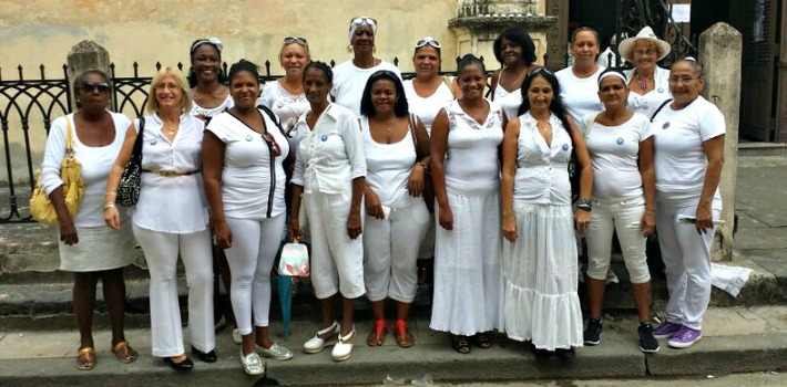 The Ladies in White, Cuban Dissident Group