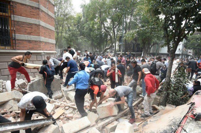 Citizen Volunteers, Mexico City