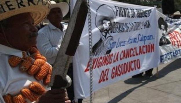 FICAM Protest against Energy Reform