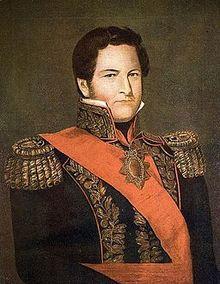 19th century Argentine caudillo, Juan Manuel Rosas