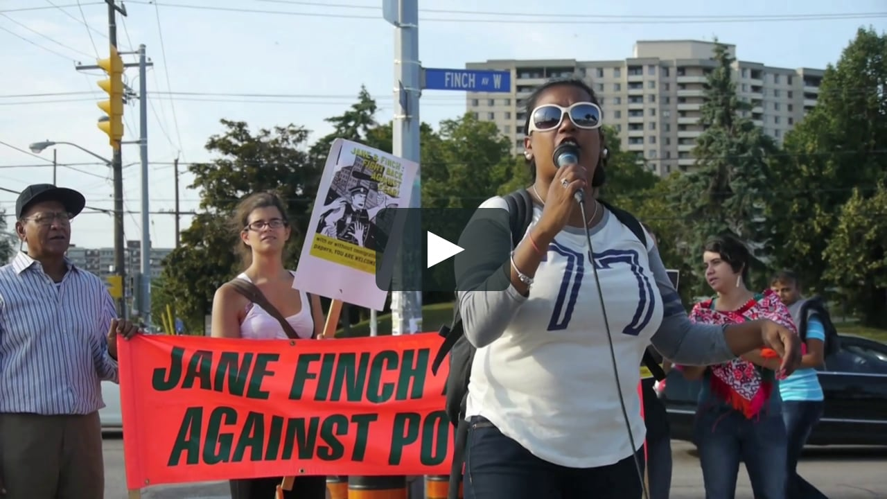 Toronto Jane-Finch Action against Poverty