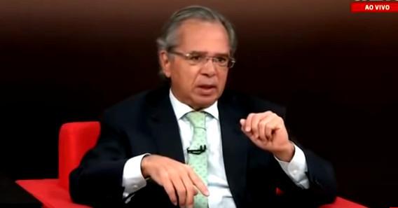 Bolsonaro's investment banker economic advisor, Paulo Guedes