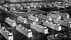 Social housing Peron regime 1949