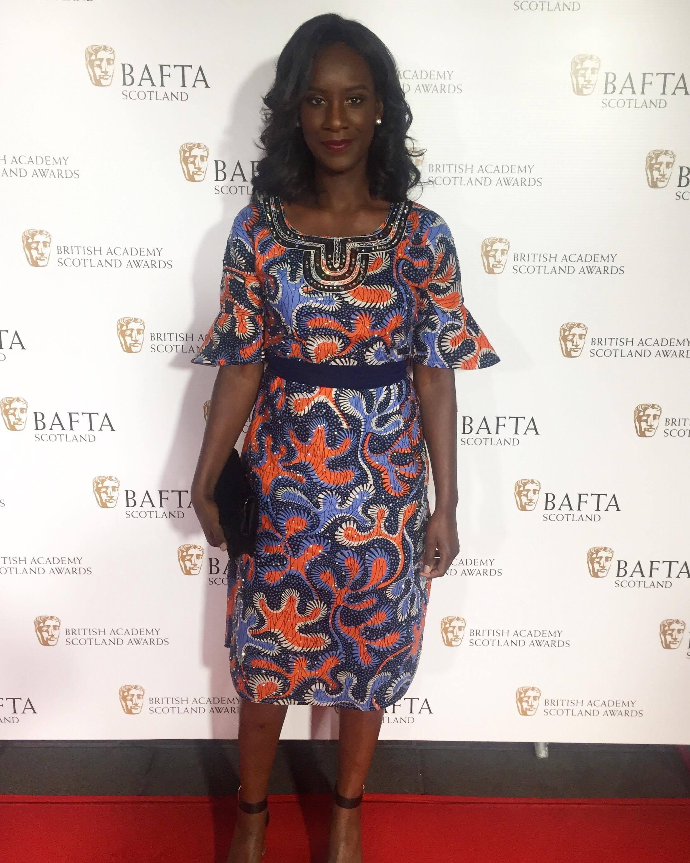 BAFTA Scotland Red Carpet - Moyo Akande.jpg