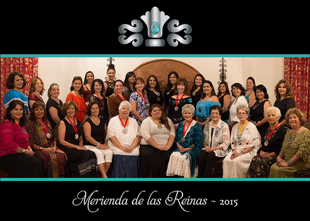 2015 Gathering of Santa Fe Fiesta Queens – Past and Present