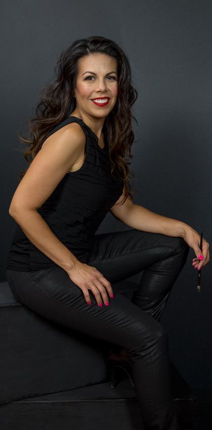 Gina - Hair + Makeup Artist