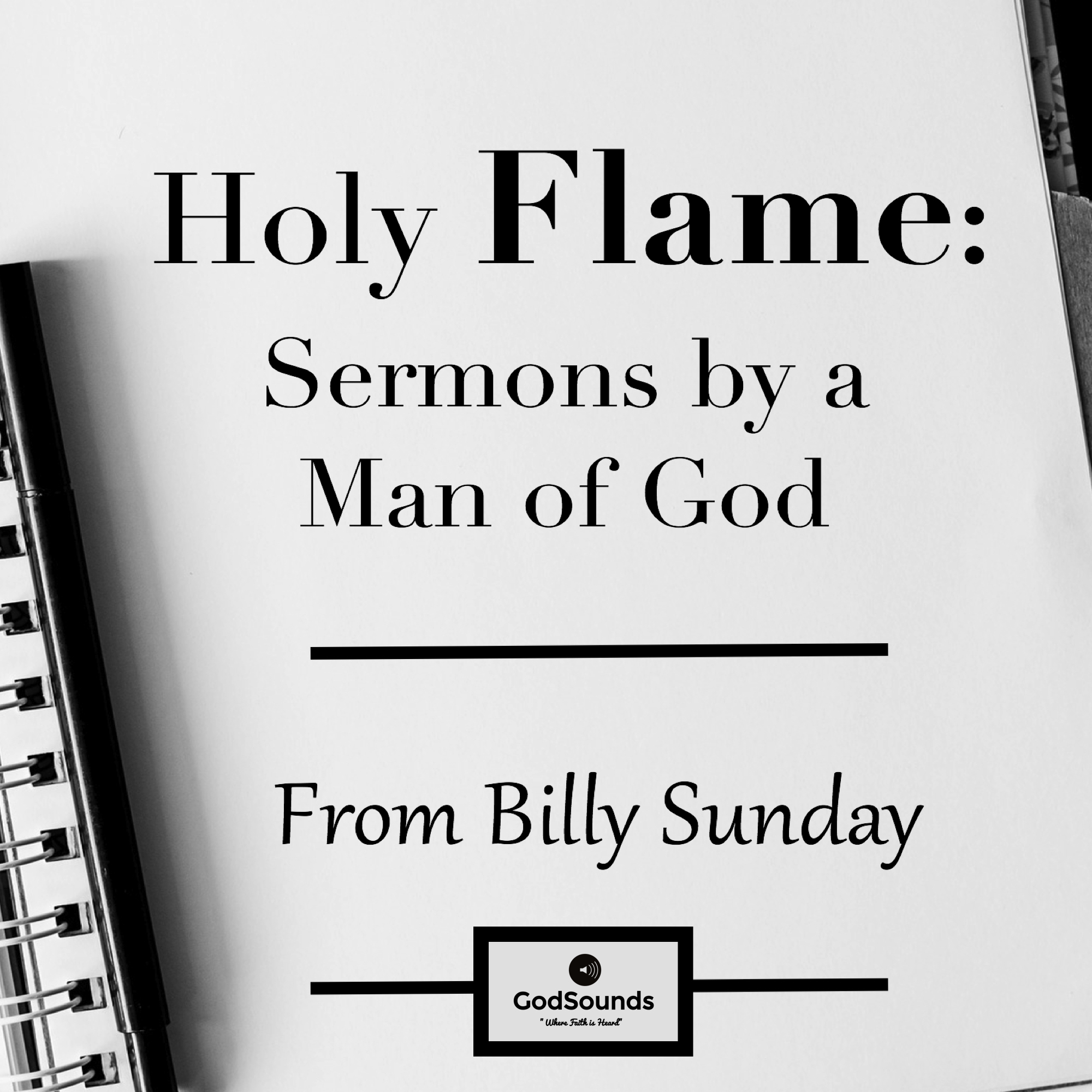 JPEG Audiobook Front Cover (Billy Sunday).jpg