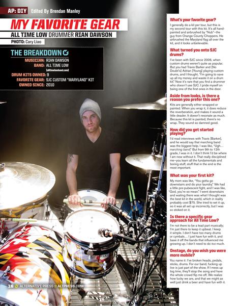 Alternative Drum Kit