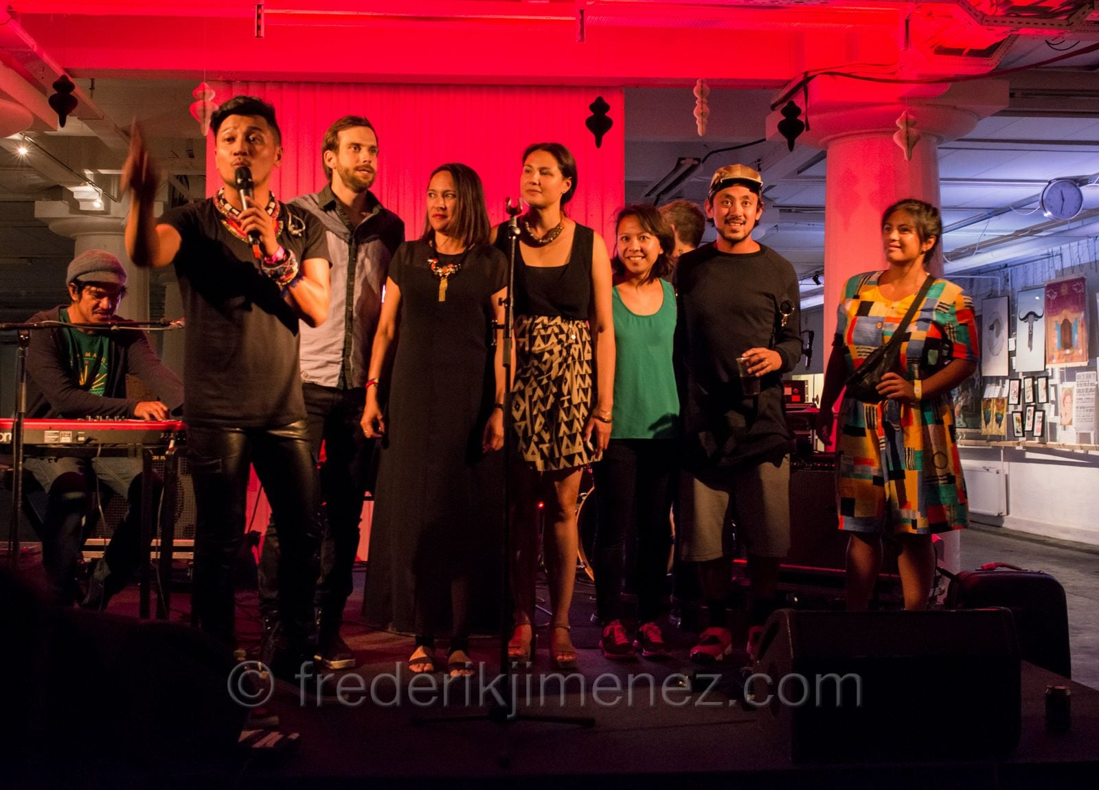 P-Noise 2015 Collective Dansehallerne