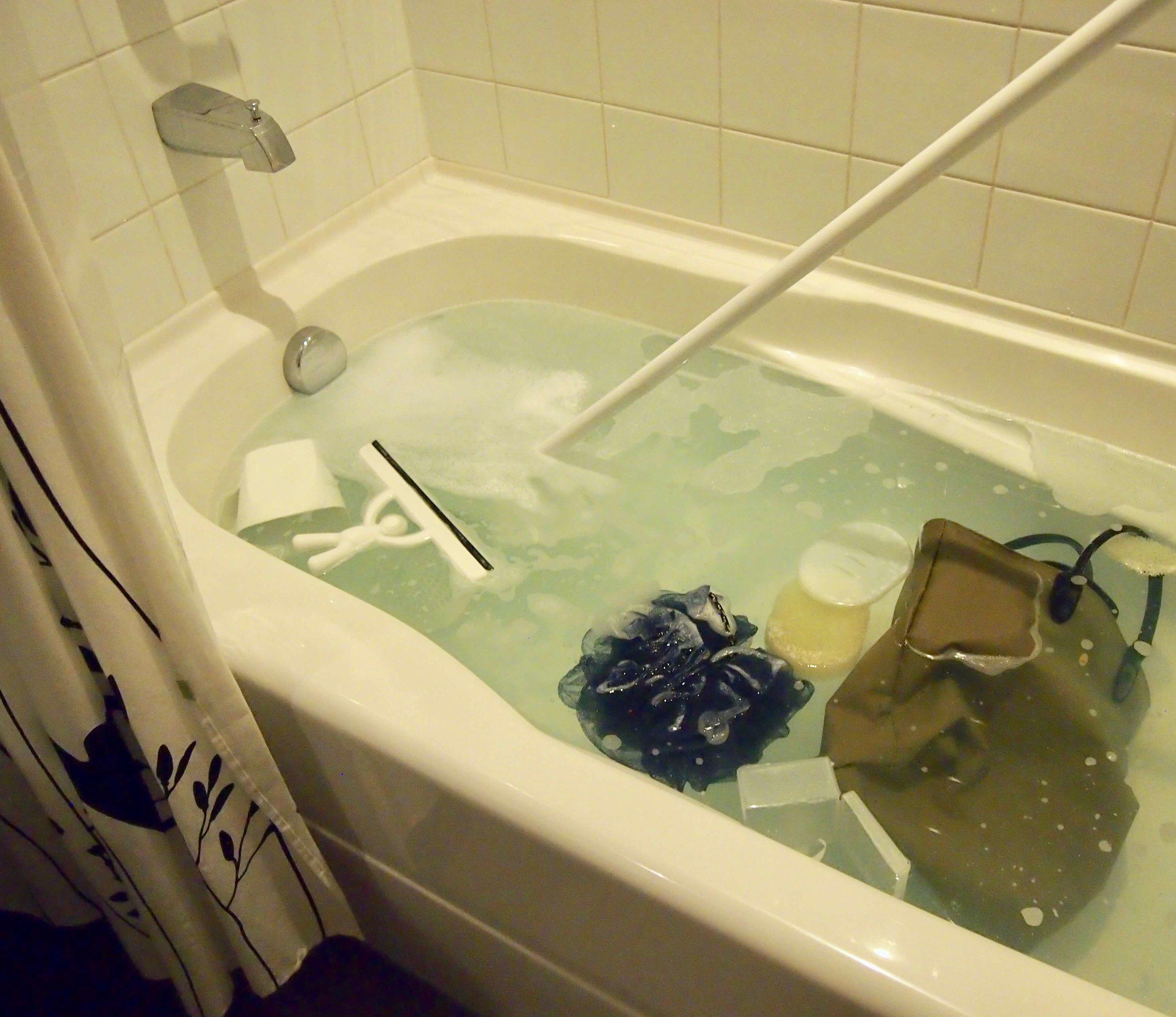 風呂 オキシ 漬け