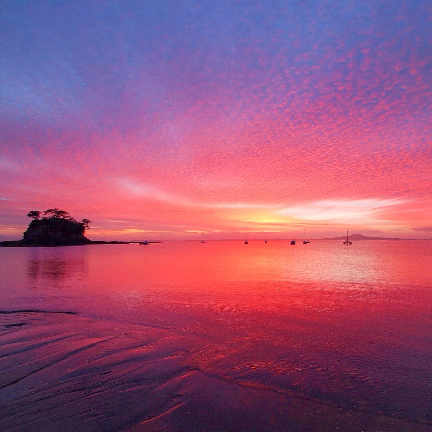 Insane sunrise Torbay 2012