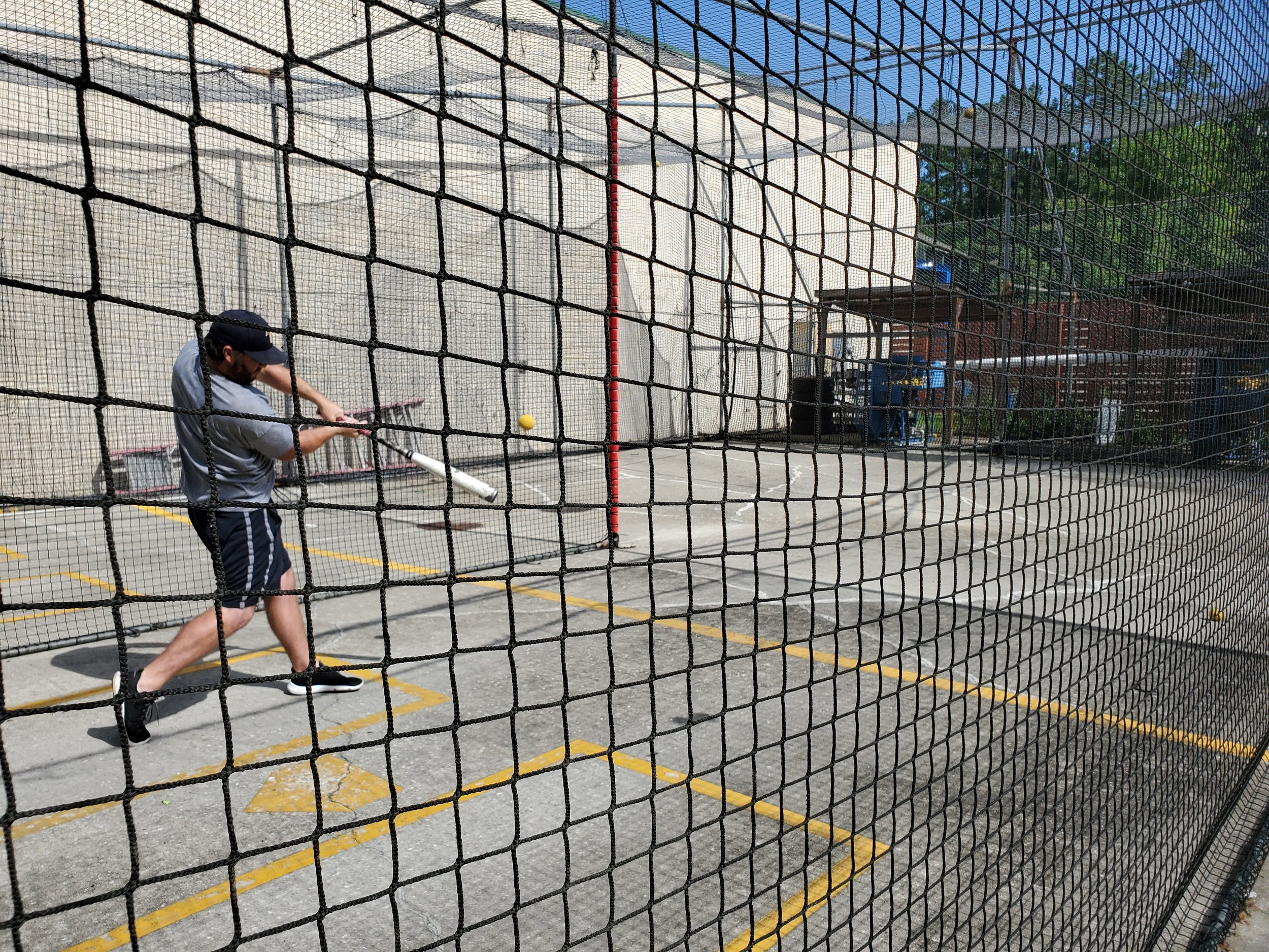 Batting Cages -